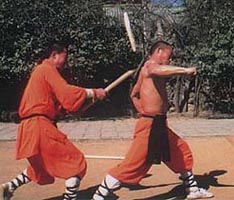 中国嵩山少林寺武术学校 Shaolin Temple Monk Performance Training School